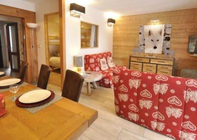 location appartement à monétier les bains